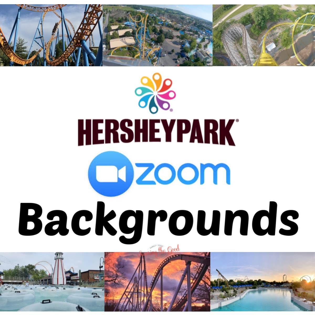 Hersheypark Rollercoaster Backgrounds for zoom image