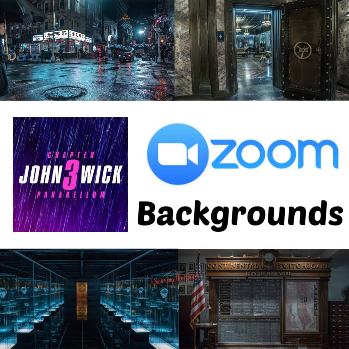 john wick 3 zoom backgrounds