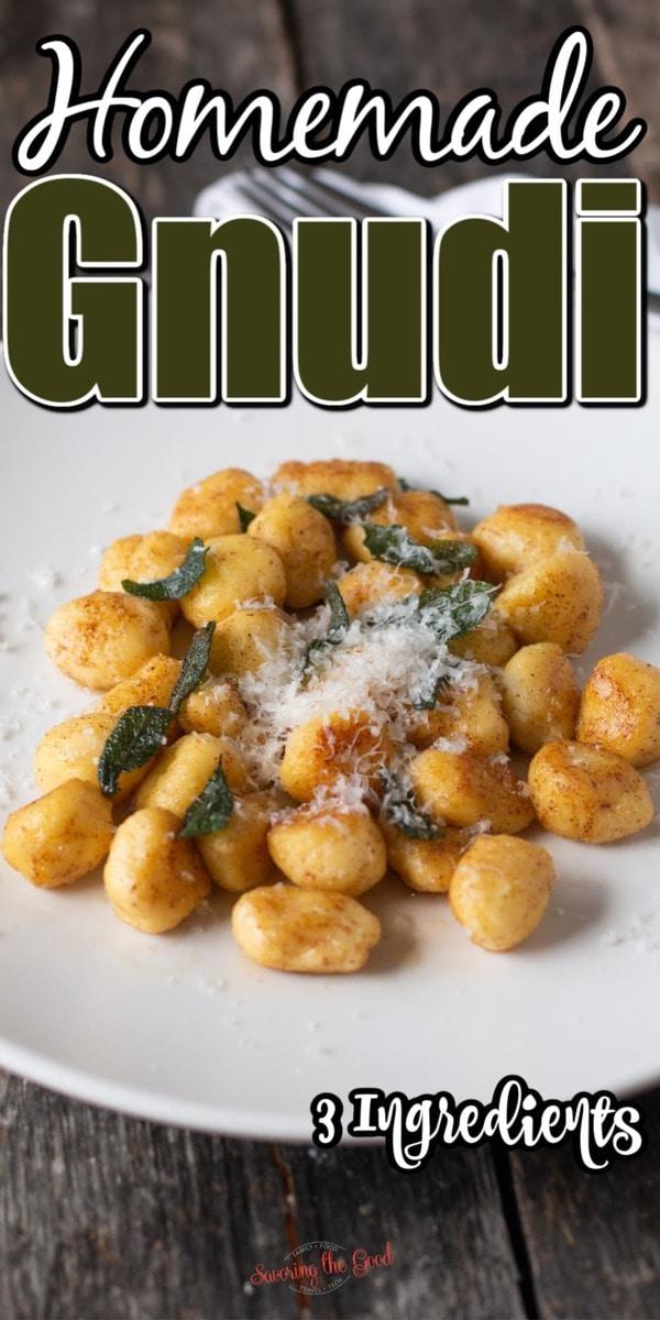Ricotta Gnudi Recipe (Ricotta Gnocchi)