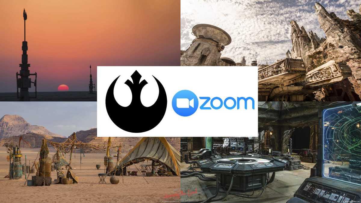 The Rebel Alliance Backgrounds (Light Side)