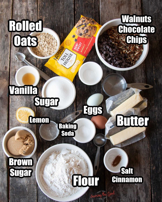 doubletree cookies ingredients