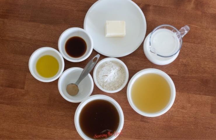 swedish meatball sauce ingredients