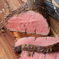 sous vide beef tenderloin