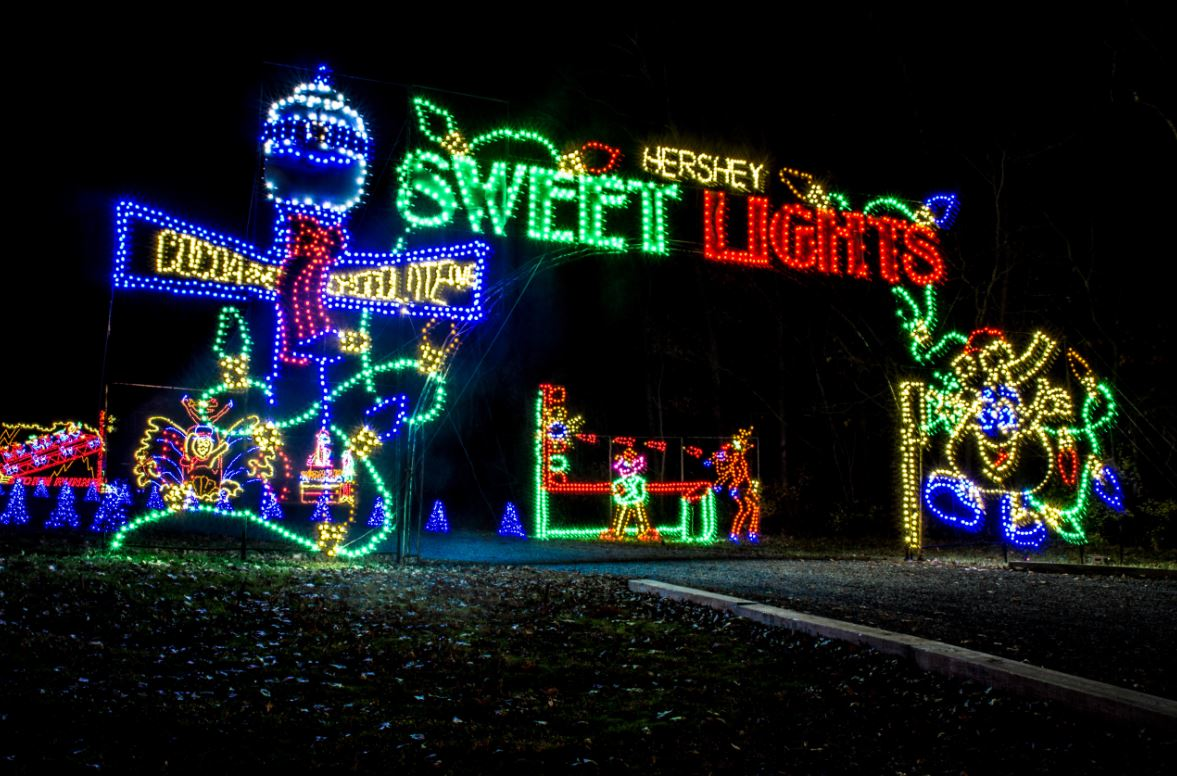 Hershey Sweet Lights 3