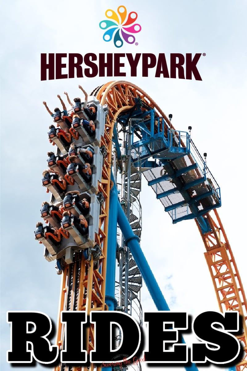 Hersheypark rides 2020