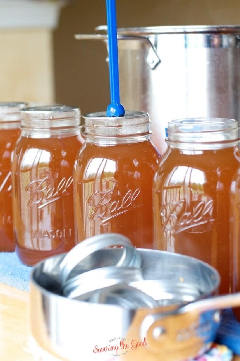 canning jar supplies