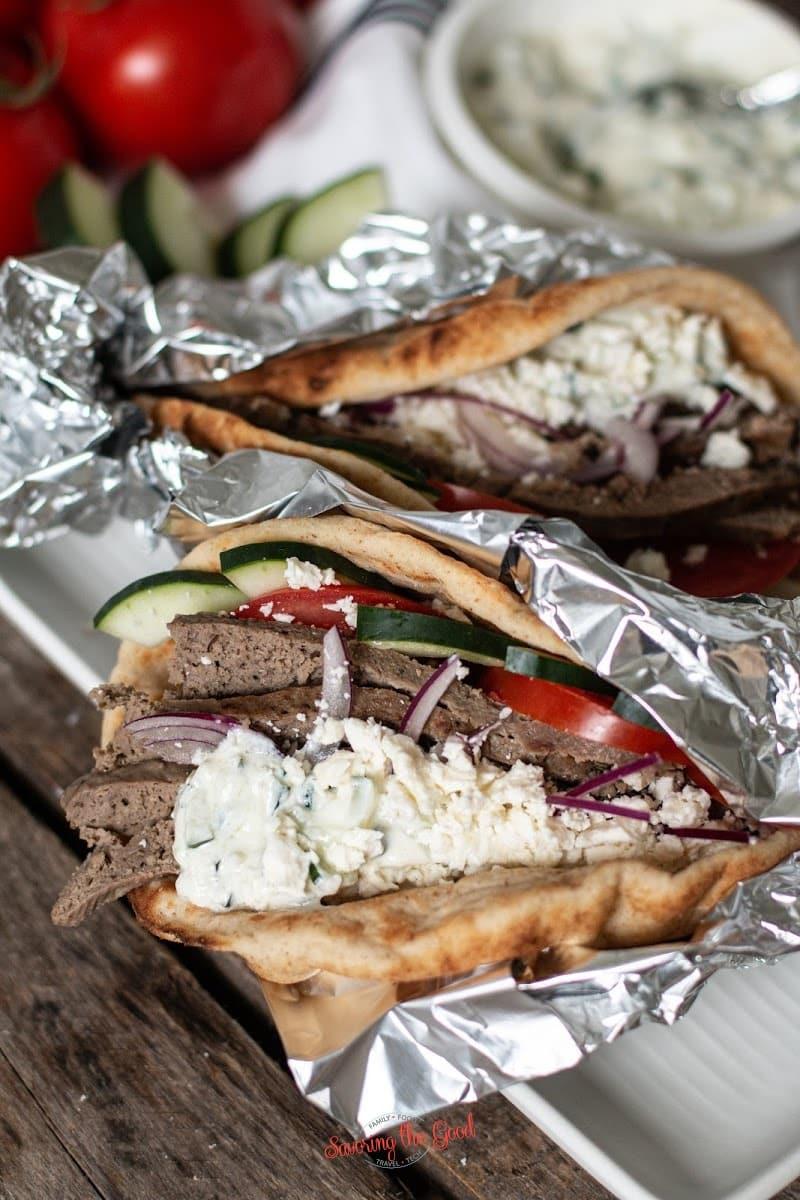 gyro meat recipe in gyros