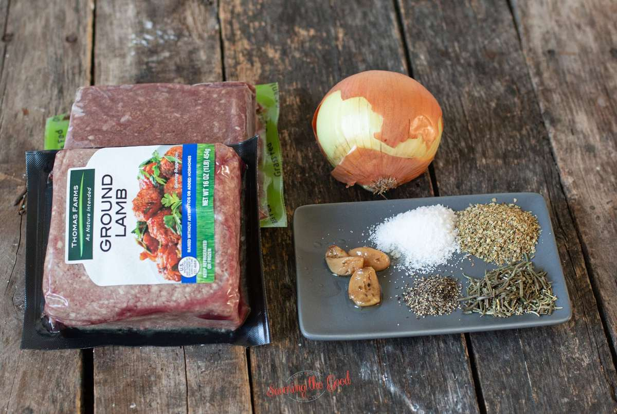 gyro meat recipe ingredients