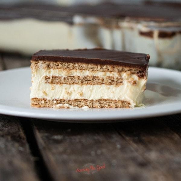 eclair cake square image