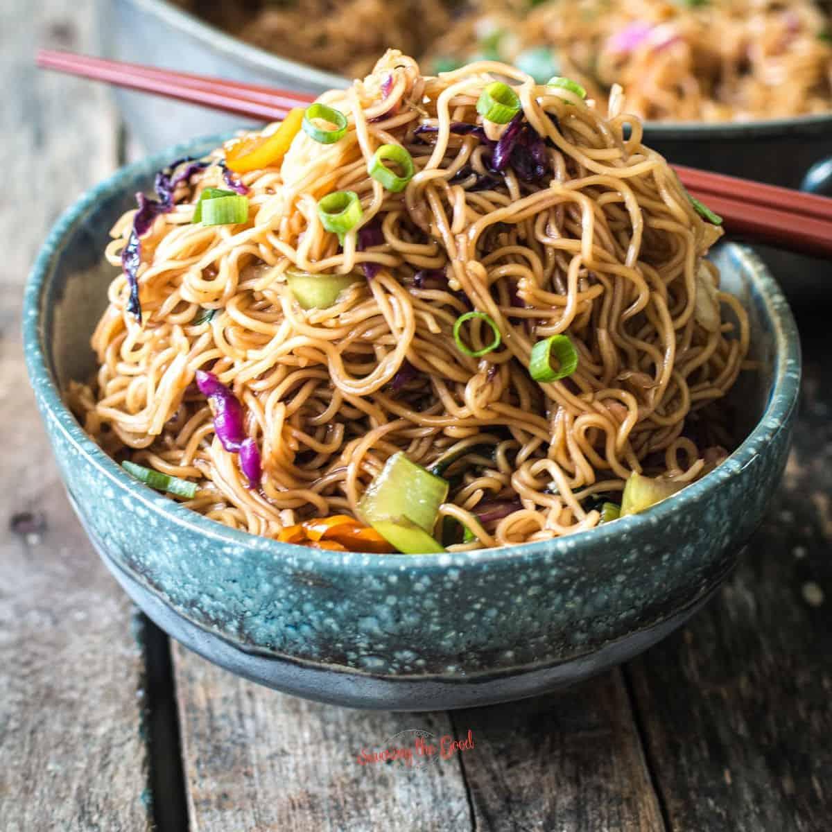 Ohana Noodles recipe copycat