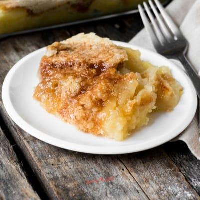 Pineapple Dump Cake Recipe square image
