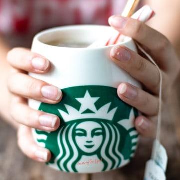 Starbucks Medicine Ball square image